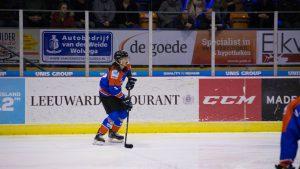 Pippo Limnell IJshockeyclub UNIS Flyers Heerenveen