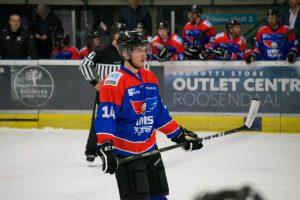 Niels vd Vossen - ijshockeyclub UNIS Flyers
