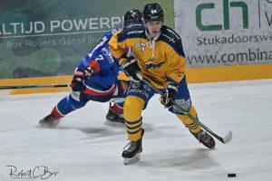 Guy Kunst ijshockey Tilburg Trappers UNIS Flyers